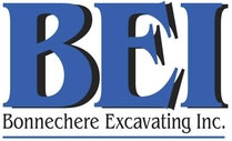 Bonnechere Excavating Inc. Logo
